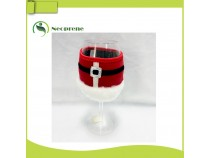 Cute wine glass holder