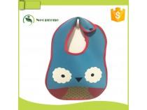 NB003-Sheep design baby bib
