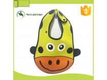NB005-Quality neoprene baby bib