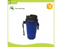 WBH007- Blue water bottle cooler