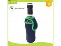 BC012- Blue beer bottle cooler