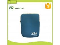IS008- Blue neoprene Ipad sleeve